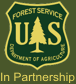 In partnership with the USDA Forest Service.